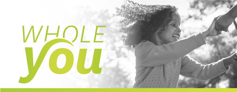 Whole You, a member newsletter